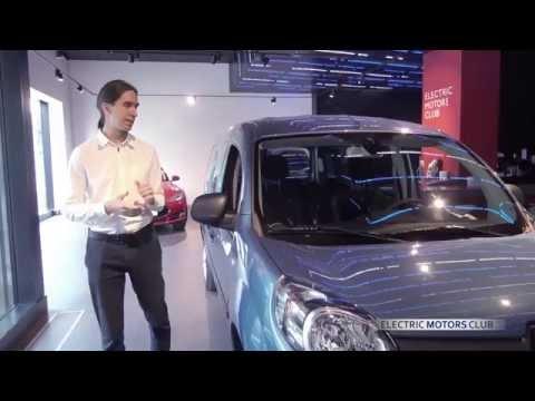 Обзор электромобиля Рено Кангу, часть 2 - Renault Kangoo Z.E. тест-драйв и видеообзор