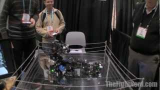getlinkyoutube.com-Fighting Robots from TT Tech at NY Toy Fair 2013