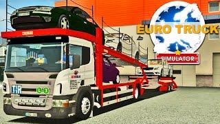 getlinkyoutube.com-Euro Truck Simulator 1 Gameplay