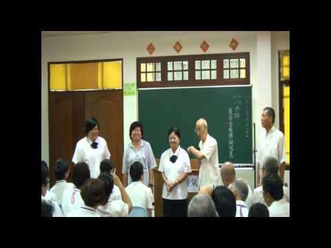 20110916 - 20110922 忠恕學院高級部東馬及汶萊知性文化之旅, 佛堂學習篇