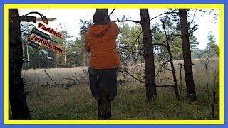 Как залезть на дерево без сучков ?!