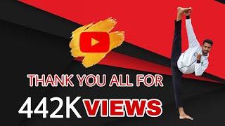 getlinkyoutube.com-Best martial arts  stunts of Akshay Hiremath