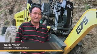 Mahindra RoadMaster G75 | Testimony by Nikhil Verma from Himanchal Pradesh