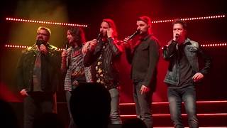 Home Free CD Release Concert for Timeless at the Pantages Theatre in MN on 09-23-17
