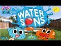 Cartoon Network Games: The Amazing World of Gumball - Water Sons [GameplayWalkthroughPlaythrough]