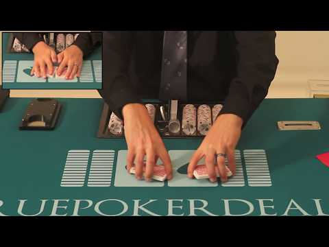 How to Deal Poker - How to Shuffle Cards