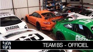 Team BS TV - Episode 3 = Mon garage est une Porsherie