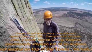 getlinkyoutube.com-Devil's Tower Climb 050116