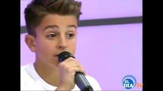 getlinkyoutube.com-Hasta El Amanecer - Adexe & Nau (en televisión) Nicky Jam cover