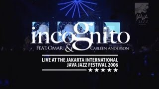 """getlinkyoutube.com-Incognito feat Omar and Carleen Anderson """"Apparently Nothin"""" Live at Java Jazz Festival 2006"""