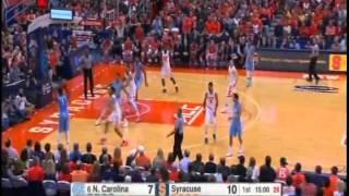 getlinkyoutube.com-College Basketball 01/09/16-North Carolina vs. Syracuse