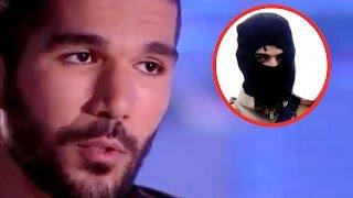 getlinkyoutube.com-Combattente italo-marocchino sputtana jihadisti dell' ISIS : codardi imbottiti di dollari