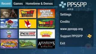getlinkyoutube.com-Ppsspp 0.9.5 settings for best gameplay