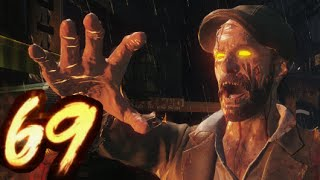 """getlinkyoutube.com-Shadows of Evil Round 70 Apothicon Servant Strategy """"Black Ops 3 Zombies"""" Solo"""