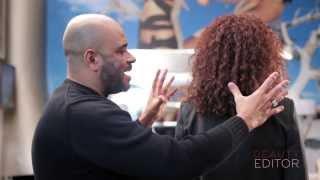 getlinkyoutube.com-Como cortar um cabelo cacheado