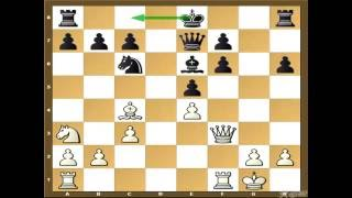 getlinkyoutube.com-Dirty chess tricks 8 (Italian-Koltanowski Gambit)