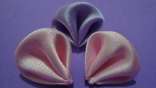 getlinkyoutube.com-Flores de tecido - Aprender à fazer Linda Pétala de Flor de tecido