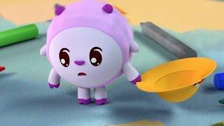 getlinkyoutube.com-Малышарики - Сюрприз - серия 49 - обучающие мультфильмы для малышей 0-4