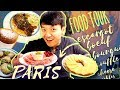 First Time Trying TRADITIONAL FRENCH FOOD in Paris France! OLDEST Bakery in Paris