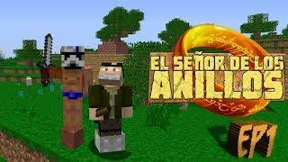 getlinkyoutube.com-EL VIAJE COMIENZA!!- El Señor de los Anillos Minecraft Mod Ep1 con Willy