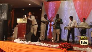 getlinkyoutube.com-Very Funny Fashion Show and Dance by Famous Ethiopian Artists - March 8 Woman's Day