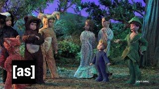 getlinkyoutube.com-Taken to Peter Pan's Neverland | Robot Chicken | Adult Swim