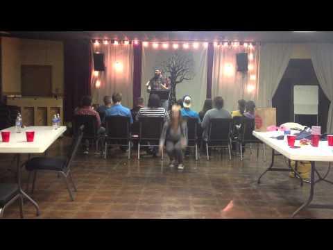 Harlem Shake - Young Adults Church Version