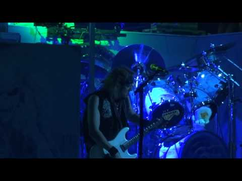 Iron Maiden Seventh Son of a Seventh Son Live Montreal HD 1080P 2012