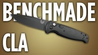 getlinkyoutube.com-Benchmade CLA: Best Auto Knife Ever? (KNIFE BLITZ)