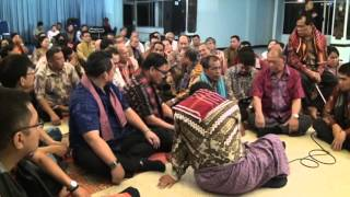 "getlinkyoutube.com-Indra & Yuni ""Mbaba Belo Selambar - Tunangan"" (Part 2)"