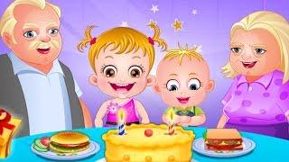 getlinkyoutube.com-Baby Hazel Game Movie - Baby Hazel Grandparent's Day - Dora the Explorer