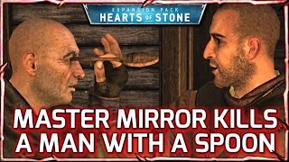 getlinkyoutube.com-Witcher 3: HEARTS OF STONE ► Master Mirror Kills with a Spoon! (And Stops Time) #26
