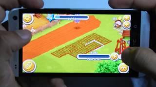 getlinkyoutube.com-لعبة المزرعة السعيده على اندرويد وايفون : هاى داى