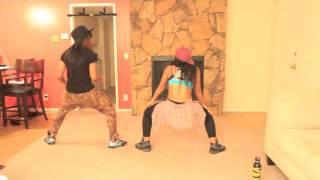 getlinkyoutube.com-Hiphop booty shaking workout (Keaira LaShae)