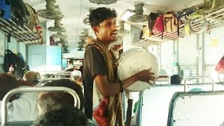 getlinkyoutube.com-Great Talented Guy - One Of The Best Qawali I Have Ever Heard In Train To Ajmer India 2016 HD 1080p