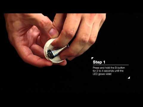 FIBARO Motion Sensor Range test