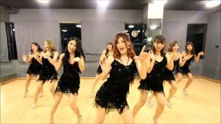 getlinkyoutube.com-Girls' Generation(소녀시대) - Lion Heart(라이온 하트) cover by Deli Project From Thailand