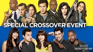 New Girl & Brooklyn Nine Nine Crossover Event Promo