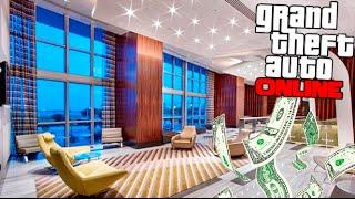 getlinkyoutube.com-LA MANSION MAS CARA DE GTA !! GTA V NEW DLC EXECUTIVES & OTHERS CRIMINALS Makiman