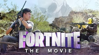 FORTNITE The Movie (Official Fake Trailer)