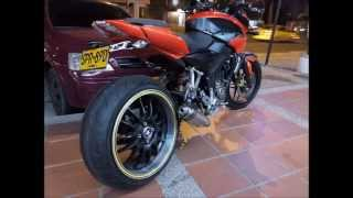 getlinkyoutube.com-Pulsar 200 Ns Modificacion - Modification