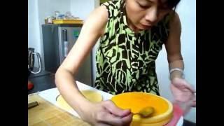 getlinkyoutube.com-แต่งหน้าเค้กส้ม แบบง่ายและเร็ว
