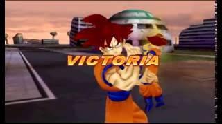getlinkyoutube.com-Bills & Goku SSJ God (Ultimate Swipe) Tag Team Mod By Brian318