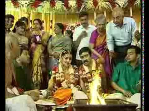 Sneha weds Prasanna - Telugu and Tamil Actress Marriage Video