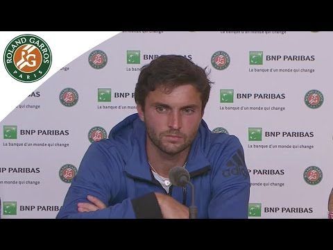 Roland-Garros 2016 Press Conference Simon / R3
