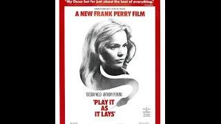 Play It As It Lays (1972) Full Movie