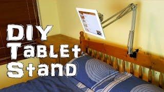 getlinkyoutube.com-#ad Make a Tablet / iPad Stand