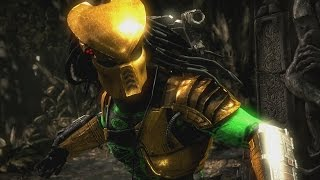 getlinkyoutube.com-Mortal Kombat X - Predator - Cyrax / Sektor - Costume / Skin *PC Mod* (1080p 60FPS)