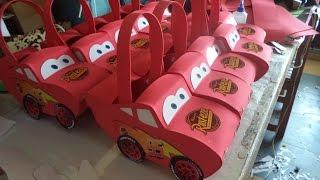 getlinkyoutube.com-COMO HACER DULCERO FOMI CARS DIY - HOW TO MAKE CARS