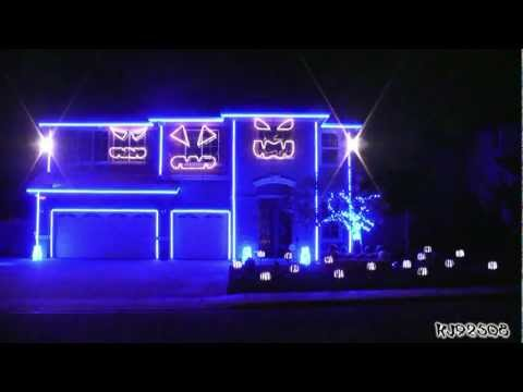 Party Rock Anthem: The Halloween Light Show